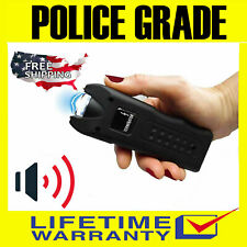 Terminator Stun Gun Police Grade Sgtal 650 Bv With Ear Piercing Siren