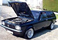 Opel Kadett C Caravan Pirsch CIH 2.4 L 8V 220 PS Weber 16 V DOHC 400er BBS Karos