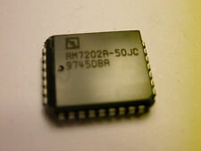 ( 1 PC. ) AMD AM7202A-50JXC 32PIN PLCC, MEMORY, NEW