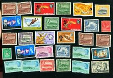Stamps of Antigua.