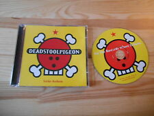 CD Punk DeadStoolPigeon - Strike Anthem (15 Song) CRUCIAL RESPONSE SXE