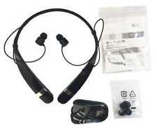 LG Tone Pro HBS-760 inalámbricos con HD voz ruido cancelación de eco-Negro