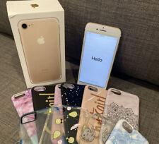 Apple iPhone 7 - 128GB - Gold (Unlocked) A1778 (GSM) (AU Stock)