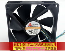 New and Original For Y.S. Tech Lüfter FD129225LB DC12V 0.15A 9225 92mm fan