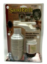 Sand Etch Glass Etching System Armour Products #70-9001