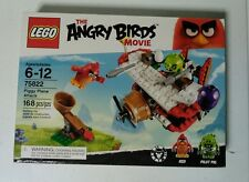 LEGO The Angry Birds Movie Piggy Plane Attack 75822 NEW 168 pcs