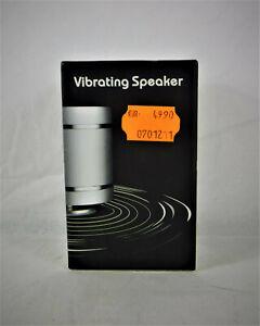 Enceinte vibrante Adin D5-20w-bluetooth-FM-Micro SD- Noir & Argenté