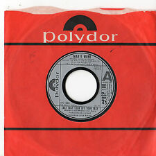 "Marti Webb - Take That Look Off Your Face 7"" Single 1980"