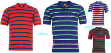 Polycotton Collared No Striped Casual Shirts & Tops for Men