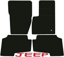 Jeep Grand Cherokee Overland a medida Alfombrillas De Coche De Calidad De Lujo 2005-2010