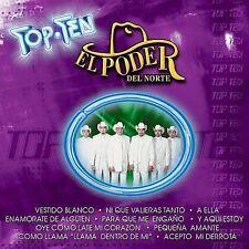 El Poder del Norte : Top Ten CD