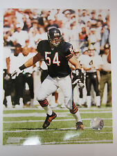 NFL BRIAN URLACHER CHICAGO BEARS LICENSED PRODUCT WITH HOLO AND SERIAL NUMBER