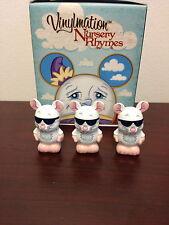 """Three Blind Mice 1.5"""" Vinylmation Juniors Nursery Rhymes Series"""
