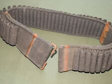 Us Army Spanish-American War Mills Orndorff .30-40 Krag Double Loop Ammo Belt