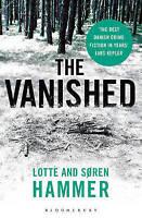 Hammer, Søren, Hammer, Lotte, The Vanished (A Konrad Simonsen Thriller), Very Go