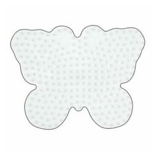Hama Stiftplatte Schmetterling für Midi Perlen Bügelperlen