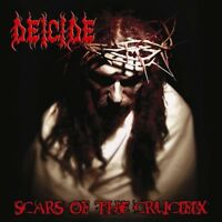 """DEICIDE """"SCARS OF THE CRUCIFIX"""" CD DEATH METAL NEW!"""