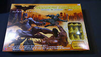 Batman Begins Shadow Assault Board Game 99% complete