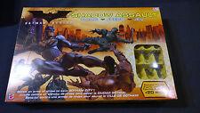 Batman Begins Shadow Assault Board Game 99% complete