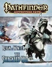 NEW - Pathfinder Adventure Path: Reign of Winter Part 2 - The Shackled Hut
