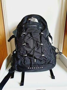 North Face Borealos Backpack Black