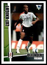 Merlin Premier Stars (2005) Zat Knight Fulham No. 95