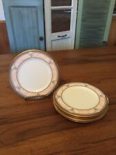 Noritake Pacific Majesty Bread & Butter Plates Pattern 9771 Bone China: Set Of 5