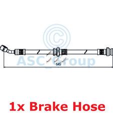 APEC BRAKING 645mm Scheibe Bremssattel flexibel GUMMISCHLAUCH hos4048