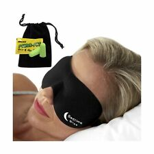 Bedtime Bliss - Eye Mask for Sleeping | Sleeping Masks for Men and Women Bett...
