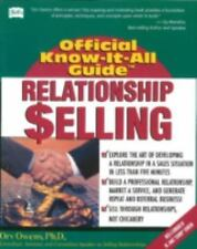 Relationship Selling by Orv Owens (2002, Paperback)