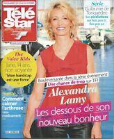 Tv Star No. 2036 - 05/10/2015 - Alexandra Lamy - Tonquédec - Faye Dunaway
