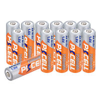 Lot PKCELL AA NiZN 1.6V 2500mWh Ni-Zn 2A Rechargeable Batteries For RC Car Toys