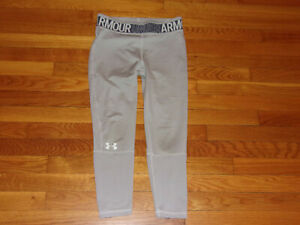 UNDER ARMOUR TIGHTS BOYS LARGE EXCELLENT CONDITION