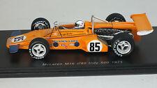 Spark 1/43 Gulf Team Mclaren M16A #85 Indy 500 1971 Denny Hulme