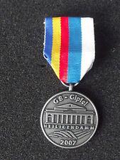 (A17-THW02) Medaille zum G8 Gipfel Heiligendamm  2007