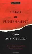 Crime and Punishment (Signet Classics) by Fyodor Dostoyevsky