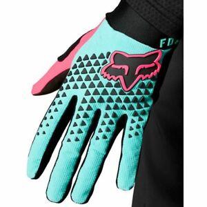 Fox Bike Park Defend Gloves SP21 MTB Mountain Bike Full Finger Downhill DH SALE