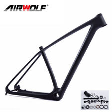 "27.5ER 15"" Matte Carbon Mountain Bike Frame PF30 light carbon mtb bicycle frame"
