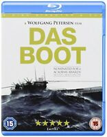 Das Boot (Director's Cut) [Blu-ray] [1981] [Region Free] [DVD][Region 2]