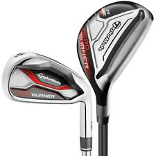 New LH TaylorMade Golf AeroBurner HL Combo Iron Set 3H,4H,5-PW Regular Shafts