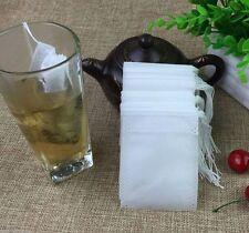 "3""x4"" Cotton Muslin Drawstring Reusable Bags Bath Soap Herbs Tea 10pcs 8x10cm p"