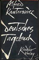 Alfred Kantorowicz - Deutsches Tagebuch - Erster Teil