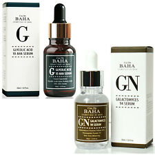 Cos De BAHA Facial Serum Glycolic Acid 10% AHA Chemical Peel + Galactomyces 94%