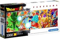 Patraque oeillères Panorama Jigsaw Puzzle 1000 pieces Clementoni