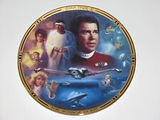 Star Trek The Voyage Home Limited Edition Plate