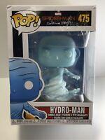 FUNKO Pop Marvel SPIDER-MAN Far From Home HYDRO-MAN #475 4in Vinyl Figure NEW