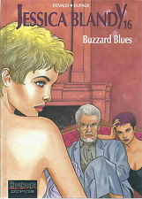 BD  Jessica Blandy - N°16 - Buzzard blues - E.O.1999 -TBE - Renaud