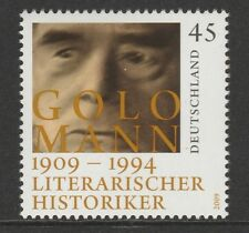 Germania 2009 ANGELUS Gottfried Thomas Mann (Golo) SG 3587 MNH