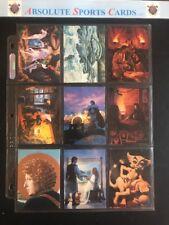 1993 Greg Hildebrandt II 90 Card Fantasy Art Complete Set Plus 1 Foil Card