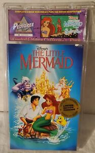 Vintage 1993 Disney's The Little Mermaid Limited Edition Comic Book #7393 Sealed